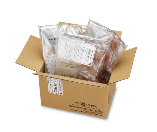 紀州南高梅干 生茶漬け 10食入×3袋(計30食)【ファミリーパック】