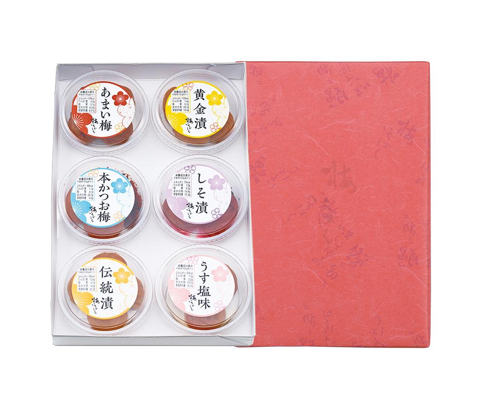 梅いちばん6種セット(大)