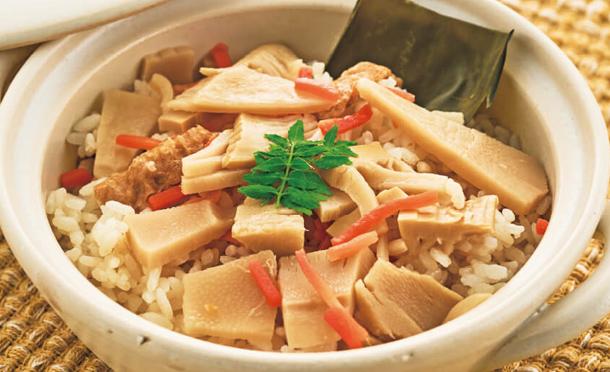 竹の子御飯の素