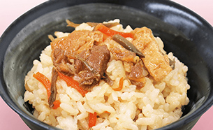 鶏混ぜご飯の素 159g