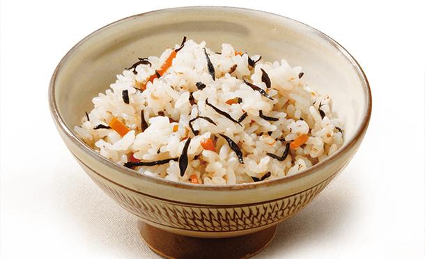 ひじき混ぜご飯の素 117g